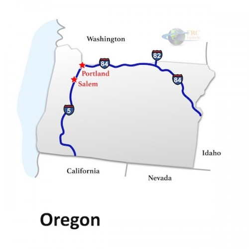 Oregon to Nevada trucking rates