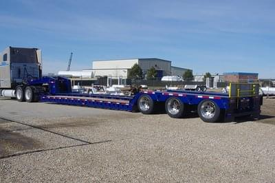 RGN – Removable Gooseneck Trailer