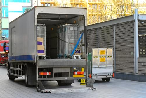 Liftgate Shipping Rates