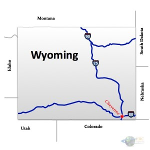 Wyoming to Arizona Trucking Rates