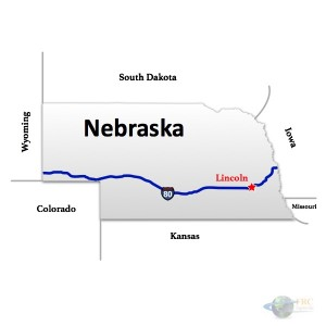 Nebraska to Louisiana Trucking Rates
